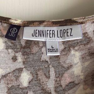 Jennifer Lopez Tops - Jennifer Lopez long sleeve top